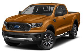 2020 Ford Ranger - Saber Metallic