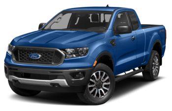 2020 Ford Ranger - Lightning Blue Metallic
