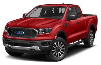 2020 Ford Ranger - Race Red
