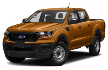 2019 Ford Ranger - Shadow Black