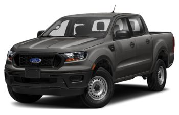 2019 Ford Ranger - Magnetic Metallic