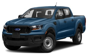 2019 Ford Ranger - Lightning Blue Metallic