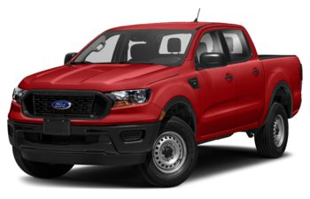 2019 Ford Ranger - Oxford White