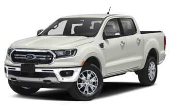 2019 Ford Ranger - White Platinum Metallic