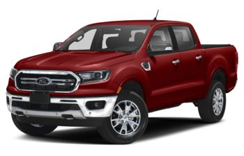 2019 Ford Ranger - Hot Pepper Red Metallic Tinted Clearcoat