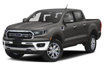 2021 Ford Ranger - Carbonized Grey Metallic