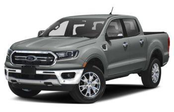 2021 Ford Ranger - Cactus Grey