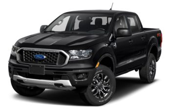 2021 Ford Ranger - Shadow Black