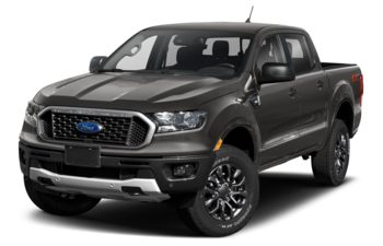 2020 Ford Ranger - Magnetic Metallic