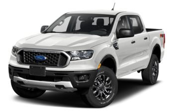 2021 Ford Ranger - Oxford White