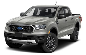 2021 Ford Ranger - Iconic Silver Metallic