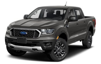 2021 Ford Ranger - Carbonized Grey Metallic