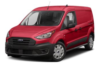 2019 Ford Transit Connect - Race Red