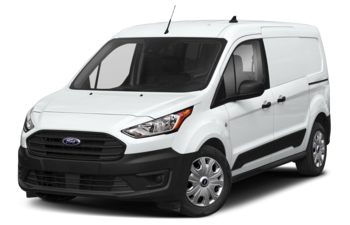 2021 Ford Transit Connect - Frozen White