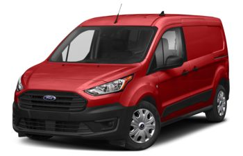 2020 Ford Transit Connect - Race Red