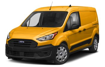 2021 Ford Transit Connect - School Bus Yellow