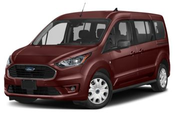 2020 Ford Transit Connect - Kapoor Red Metallic