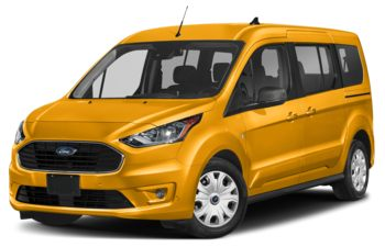 2019 Ford Transit Connect - School Bus Yellow