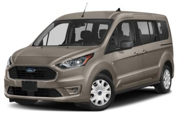 2019 Ford Transit Connect - Diffused Silver Metallic