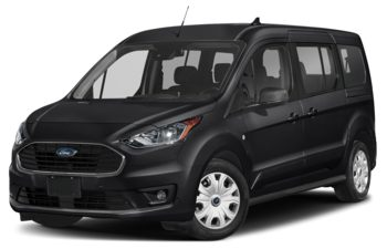 2020 Ford Transit Connect - Shadow Black