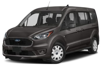 2019 Ford Transit Connect - Magnetic Metallic