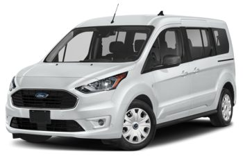 2019 Ford Transit Connect - Frozen White