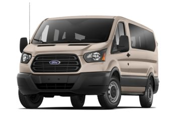 2019 Ford Transit-150 - White Gold Metallic