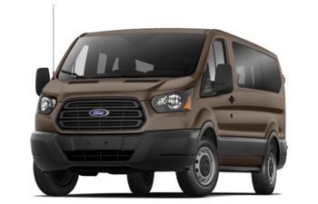 2019 Ford Transit-150 - Stone Grey Metallic