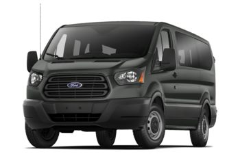2019 Ford Transit-150 - Magnetic Metallic
