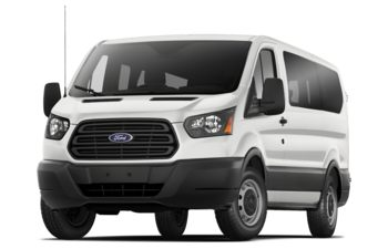 2019 Ford Transit-150 - Oxford White