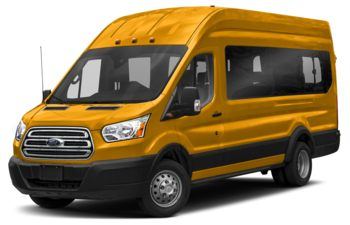 2019 Ford Transit-350 - School Bus Yellow