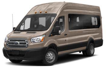 2019 Ford Transit-350 - White Gold Metallic