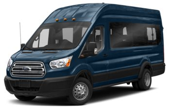 2019 Ford Transit-350 - Blue Jeans Metallic