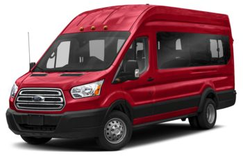2019 Ford Transit-350 - Race Red