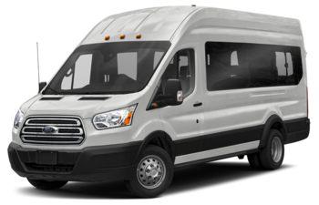 2019 Ford Transit-350 - Oxford White