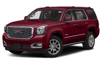 2020 GMC Yukon - Crimson Red Tintcoat