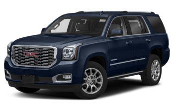 2020 GMC Yukon - Dark Sapphire Blue Metallic