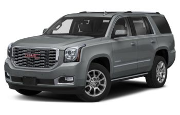 2020 GMC Yukon - Satin Steel Metallic