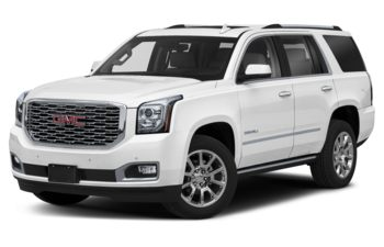 2020 GMC Yukon - Summit White