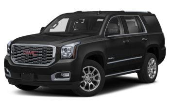 2020 GMC Yukon - Onyx Black