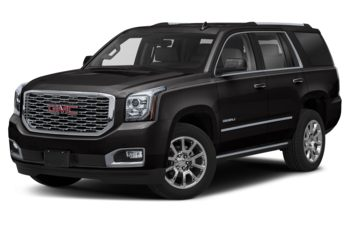 2020 GMC Yukon - Carbon Black Metallic