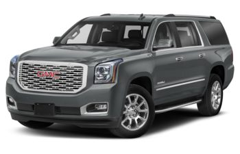 2020 GMC Yukon XL - Satin Steel Metallic