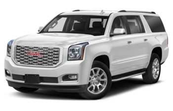 2020 GMC Yukon XL - Summit White