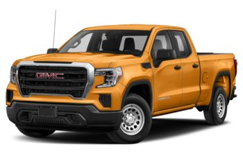 2019 GMC Sierra 1500 - Wheatland Yellow