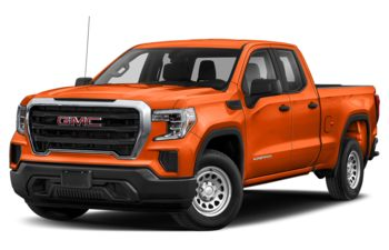 2019 GMC Sierra 1500 - Tangier Orange