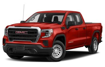2019 GMC Sierra 1500 - Cardinal Red