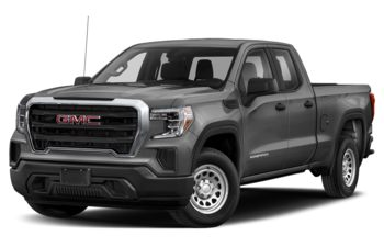 2019 GMC Sierra 1500 - Satin Steel Metallic