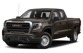 2019 GMC Sierra 1500 - Smokey Quartz Metallic