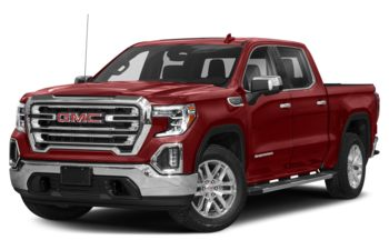 2020 GMC Sierra 1500 - Woodland Green