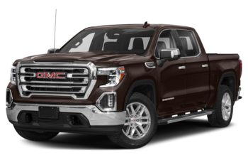 2020 GMC Sierra 1500 - Tangier Orange